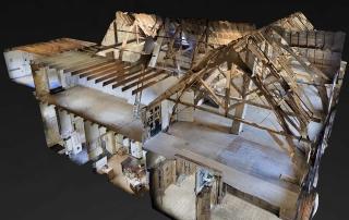 3D laser scan alles uitmeten voor uw bouwplan
