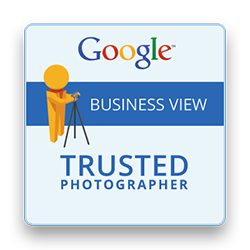 Trusted photographer logo