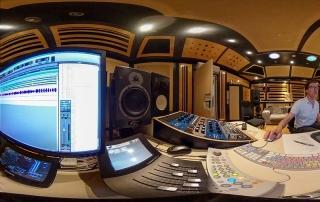 Foto van de studio Shelby Roks