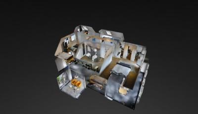 Pokemon zoekt huis 3D Model