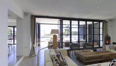 Woonvilla Ibiza 3D Model