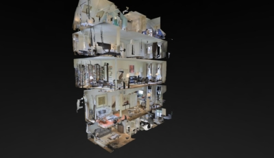Amsterdam, Vondelstraat 3D Model