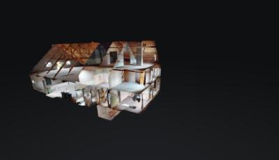 KAMPERT BOUW 3D Model