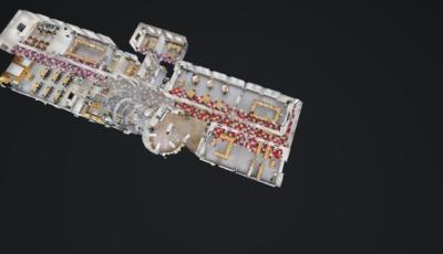 Aristo Eindhoven 3D Model