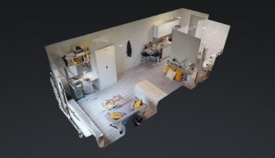 Nido Student Groningen 1 92 3D Model