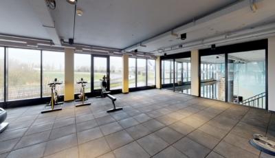 Nido student Groningen Gym 3D Model