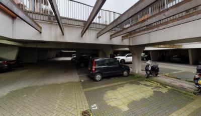 Parkeergarage Suze Robertsonstraat Amsterdam 3D Model